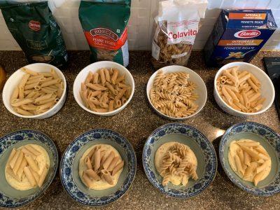 Best Tasting Whole Wheat Pasta