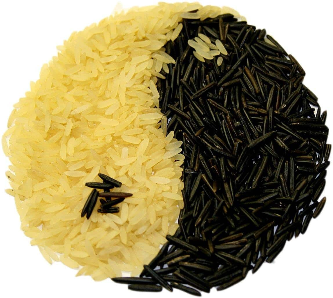 black rice method of preparation