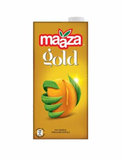 Maaza Gold: Is It A Delicious Mango Drink? #FirstImpressions
