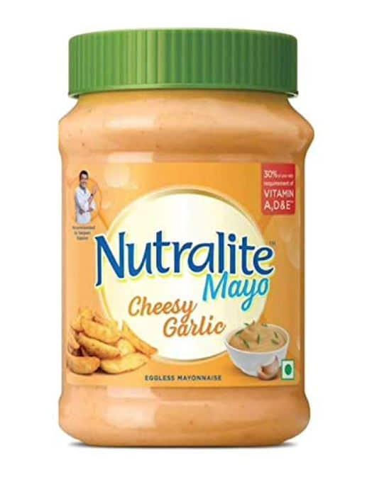 Nutralite's Cheesy Garlic Mayo: #FirstImpressions