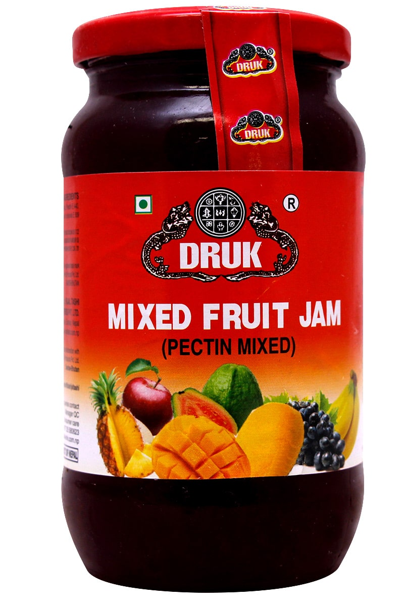 The Best Mixed Fruit Jam – Mishry Reviews