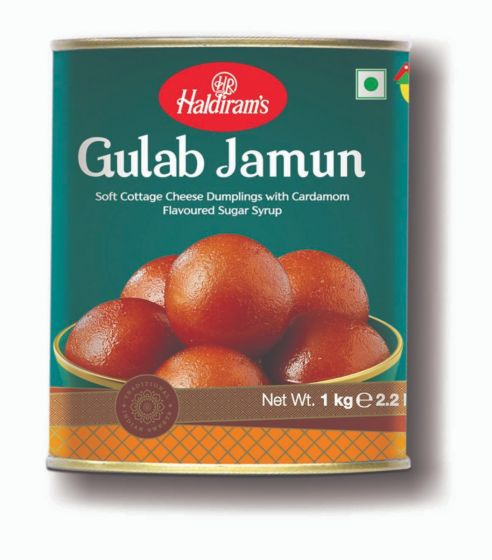 Haldiram's Gulab Jamun Makes For A Delish Diwali 2019 Gift: #FirstImpressions