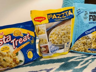 Tastiest Cheese-Pasta (Ready To Cook)