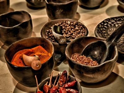 adulteration of spices