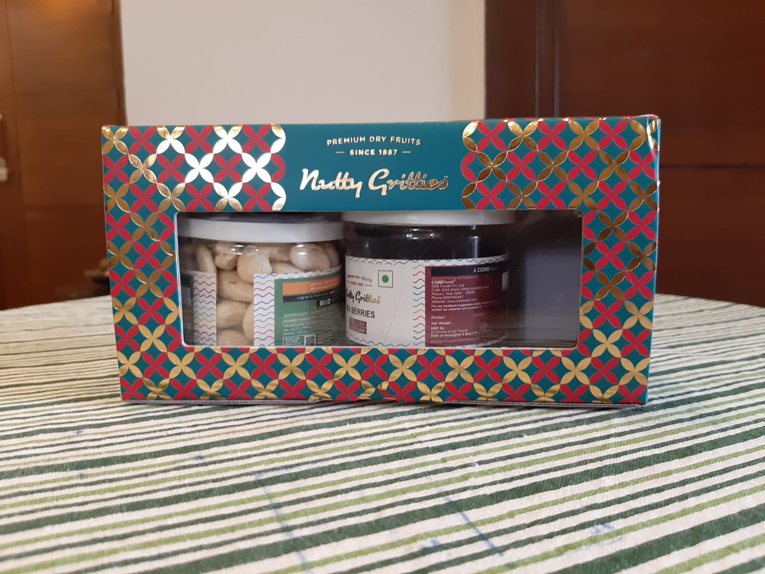 Nutty Gritties Combo Box: #FirstImpressions: