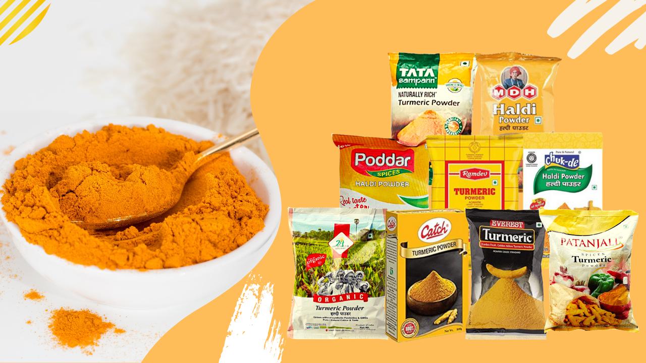 24 mantra organic turmeric powder
