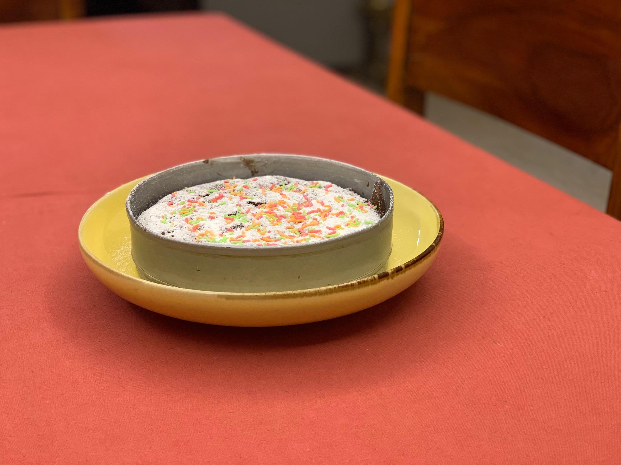 Pillsbury Cooker Chocolate Cake (Eggless): #FirstImpressions