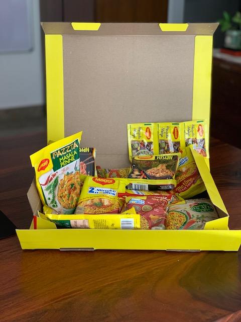 Maggi Festive Favorites Combo Box: #FirstImpressions