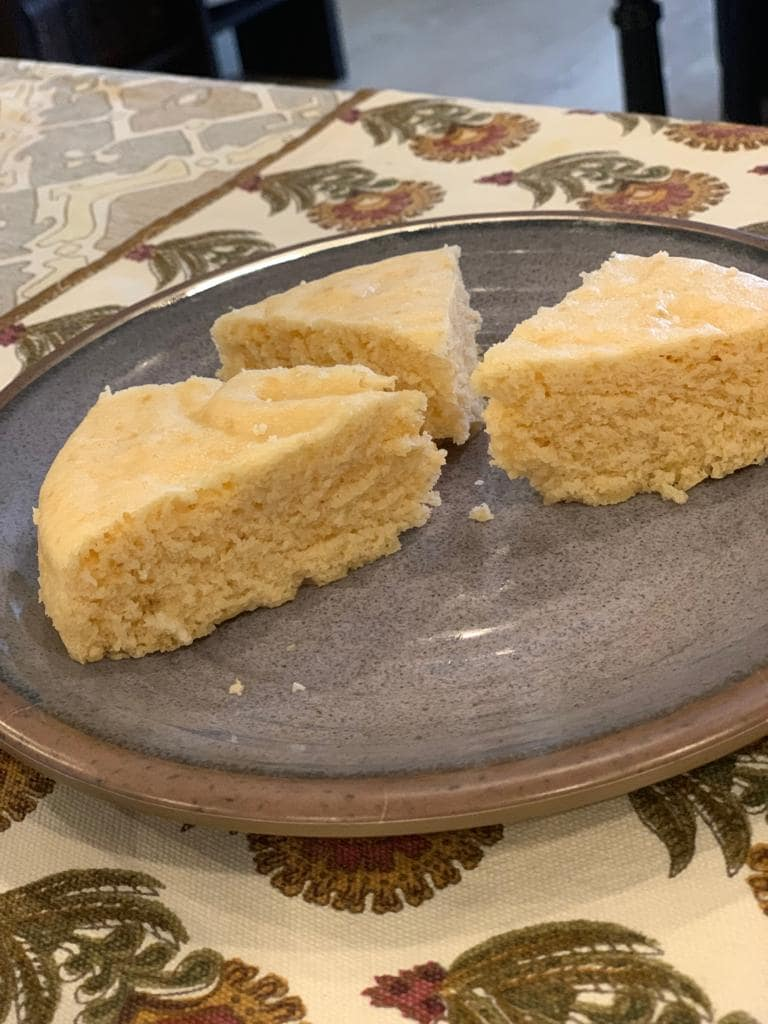 Weikfield's Eggless Cooker Cake (Vanilla): #FirstImpressions