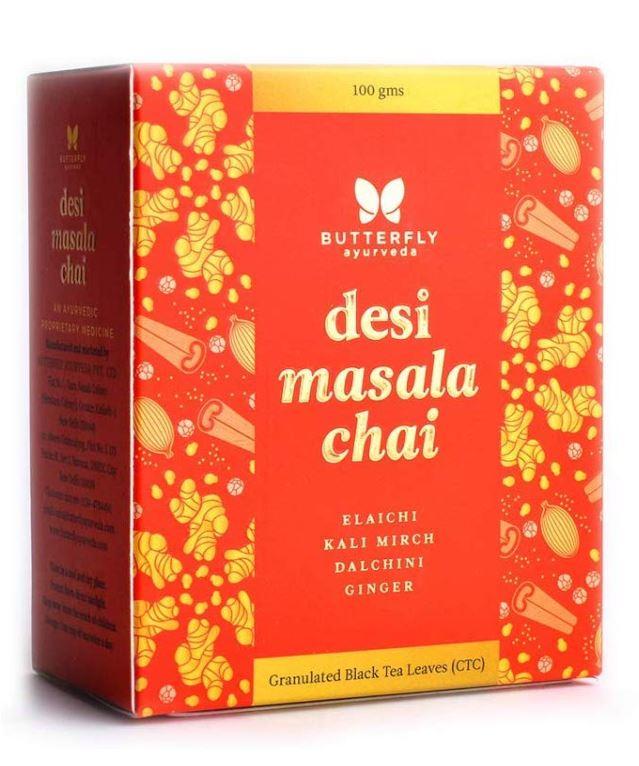 Butterfly Ayurveda's Desi Masala Chai: #FirstImpressions