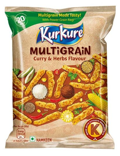 Kurkure's Multigrain Curry And Herbs Flavor: #FirstImpressions