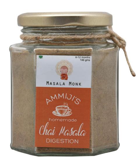 Masala Monk's Ammiji's Homemade Chai Masala For Digestion: #FirstImpressions