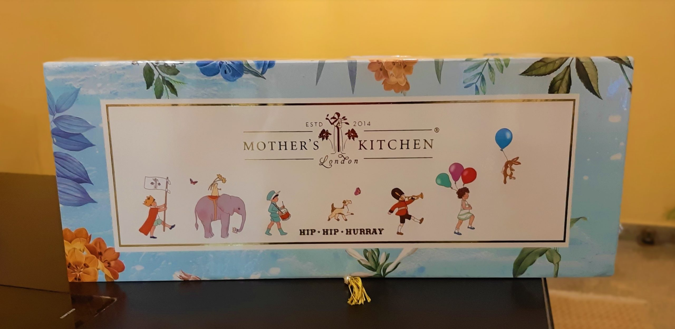 Mother's Kitchen Gluten-Free Cookie Gift Box: #FirstImpressions
