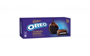 first impressions of chocolate dipped oreo cookies
