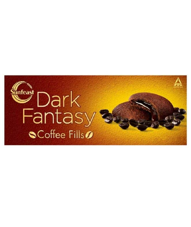 Sunfeast's Dark Fantasy Coffee Fills: #FirstImpressions