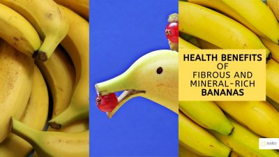 health benefits of fibrous and mineral-rich bananas