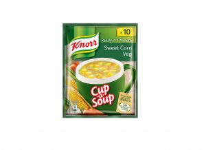 first impressions of knorr's sweet corn soup