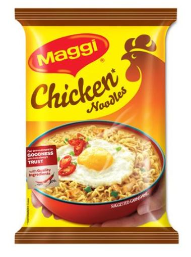 Maggi's Chicken Noodles: #FirstImpressions