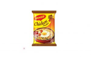 first impressions of maggi chicken noodles
