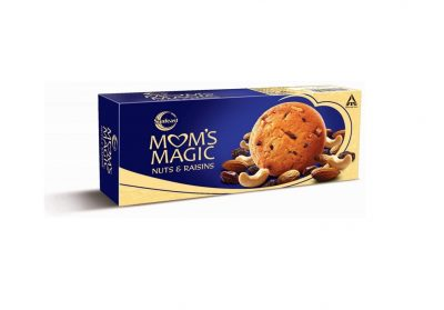first impressions of mom's magic nuts and raisins