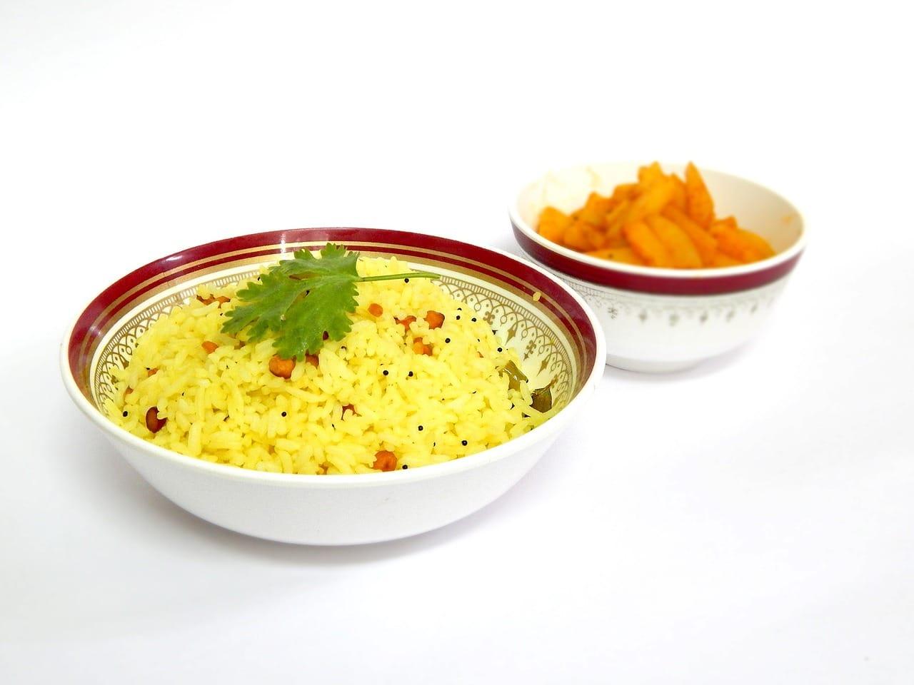 foods rich in curcumin