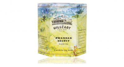 first impressions of hillcart tea's rwandan black tea