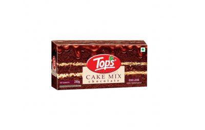 Tops Eggless Chocolate Cake Mix