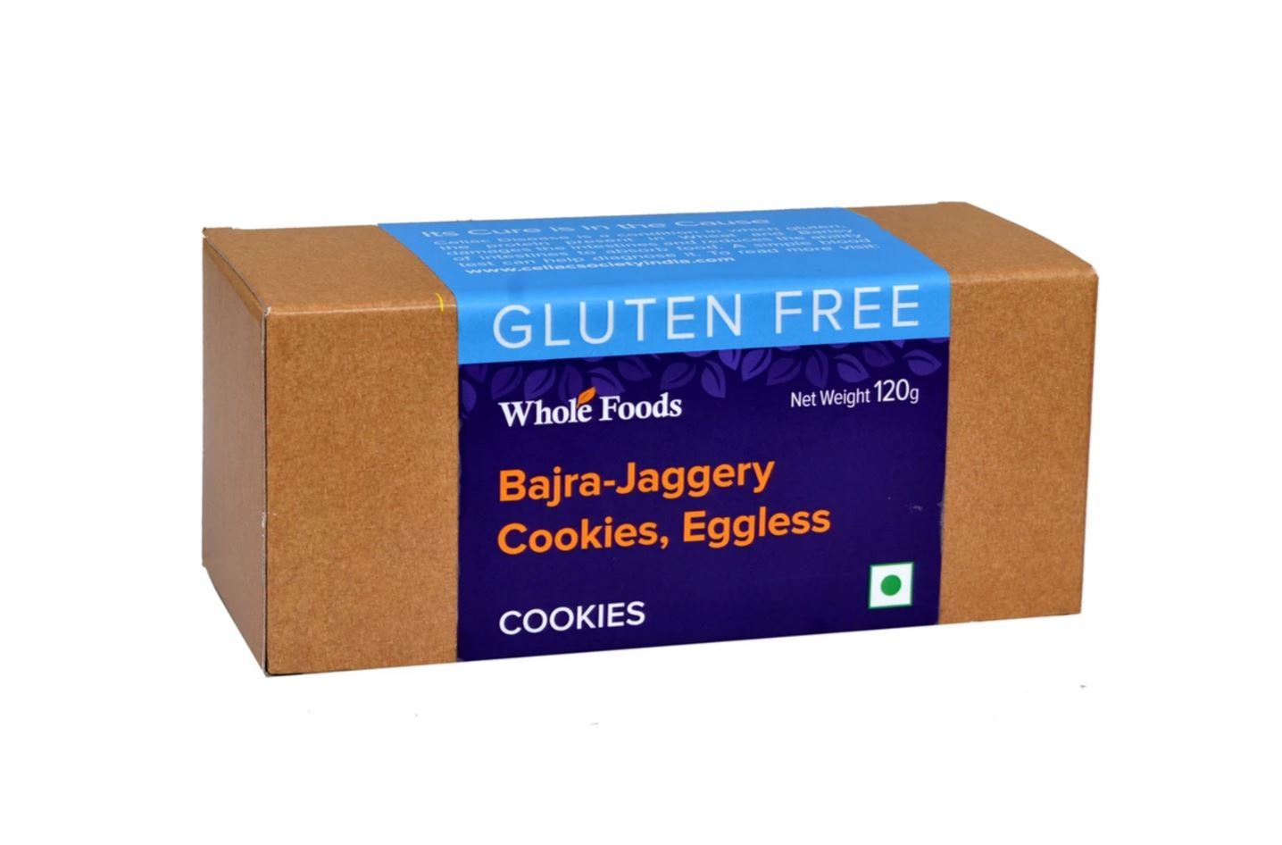 first impressions of whole foods gluten free cookies