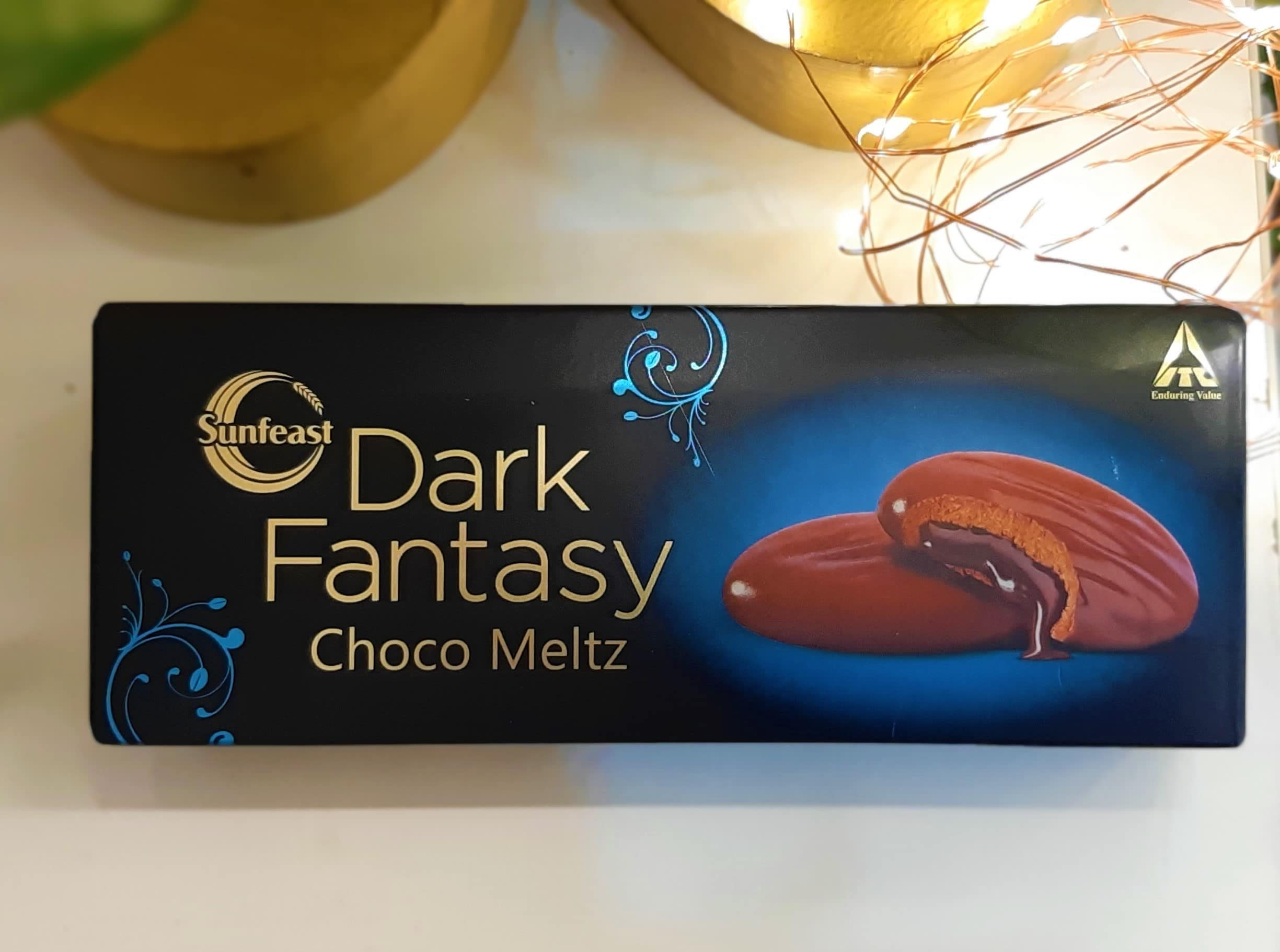 Sunfeast Dark Fantasy Choco Meltz: #FirstImpressions