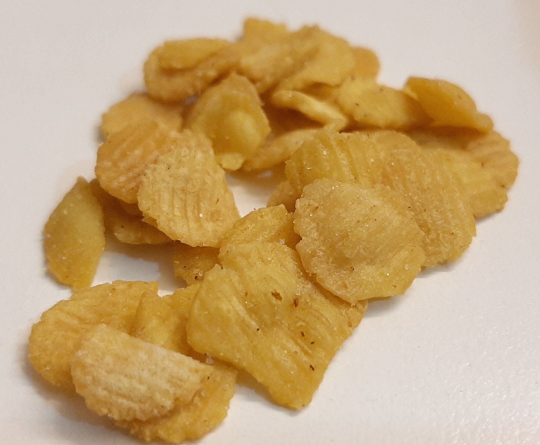Whole Foods Chana Malai Roasted Snack: #FirstImpressions