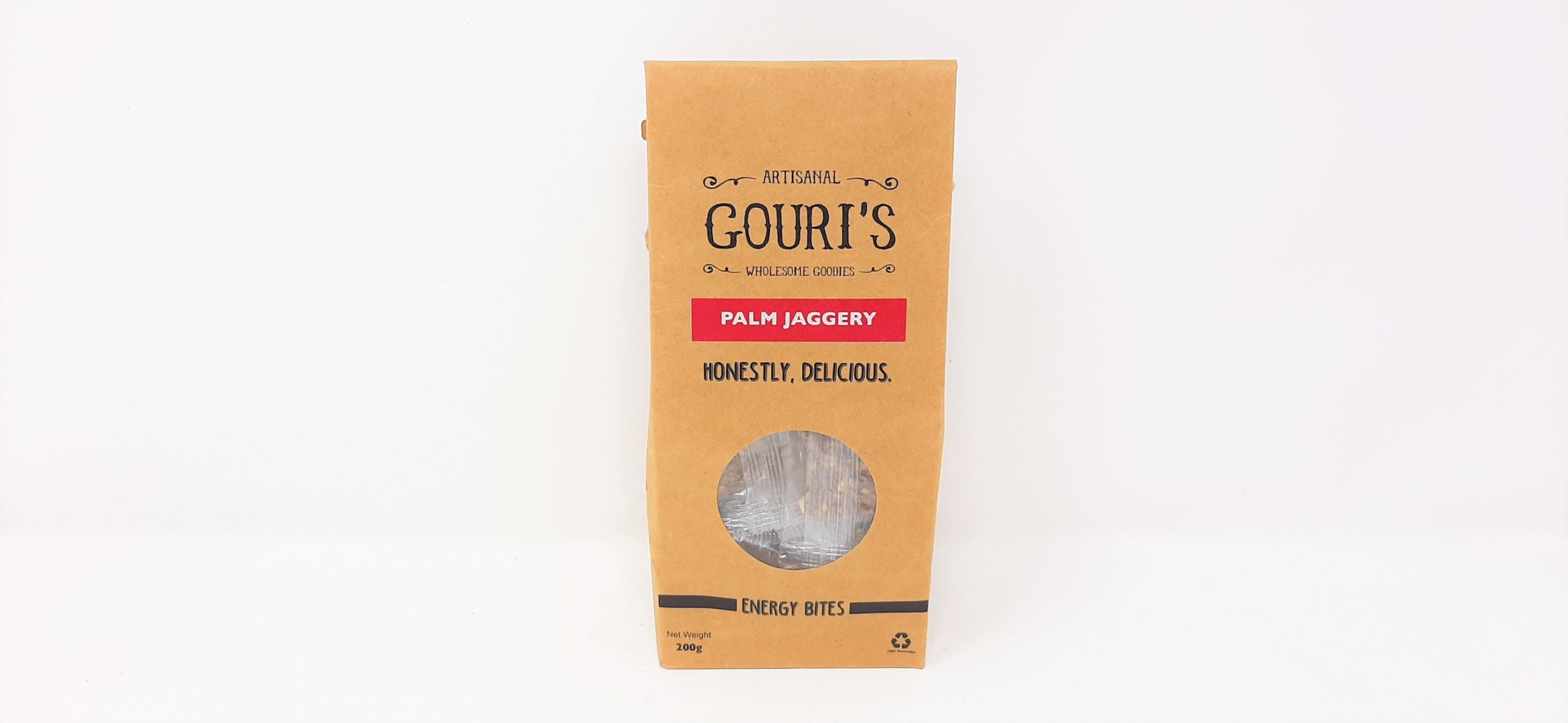 Gouri's Natural Energy Bars – Palm Jaggery & Honey: #FirstImpressions