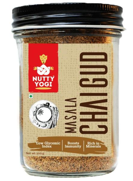 Nutty Yogi Masala Chai Gud: #FirstImpressions