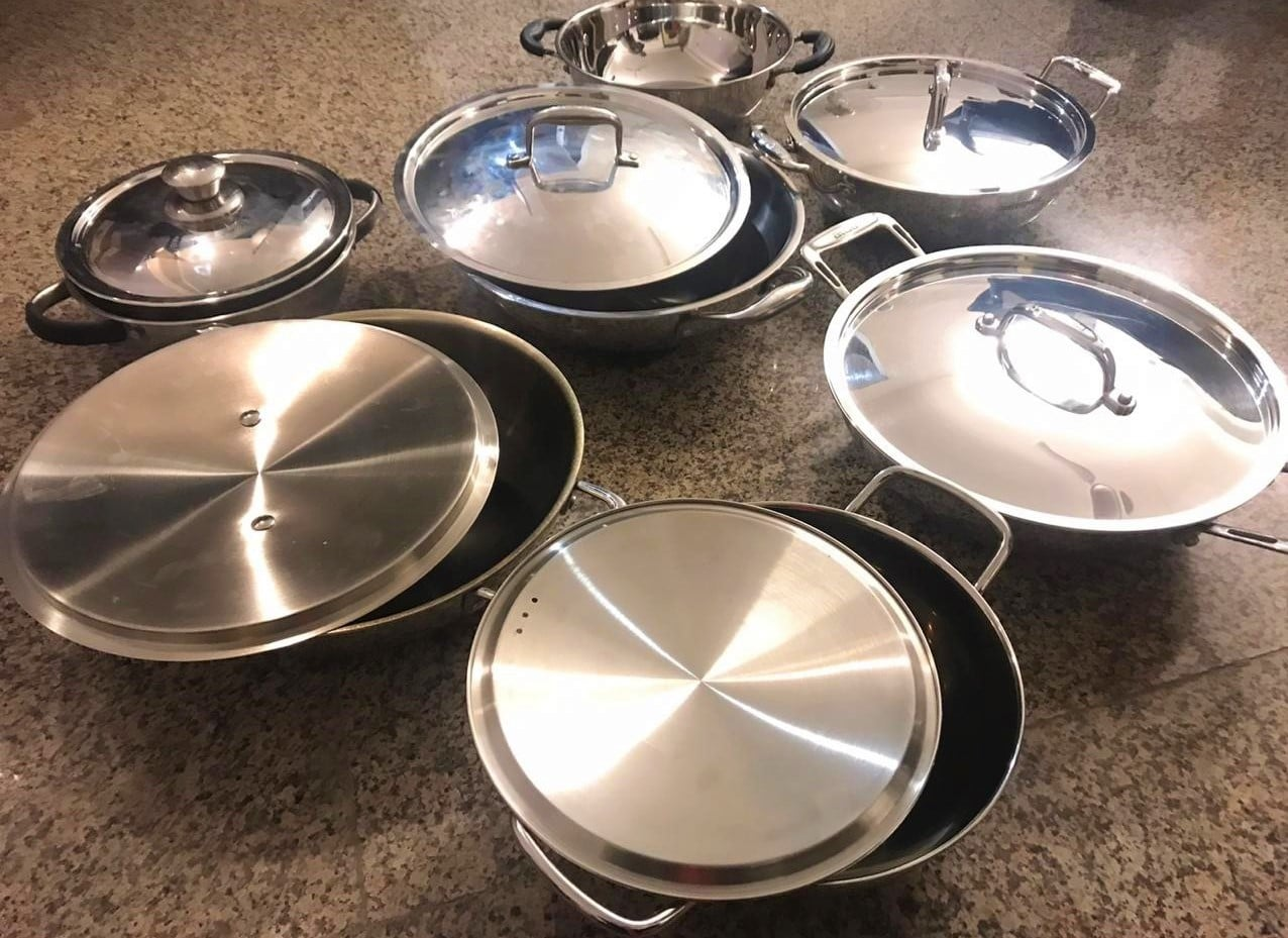 Best Stainless Steel Kadhai – Mishry Reviews