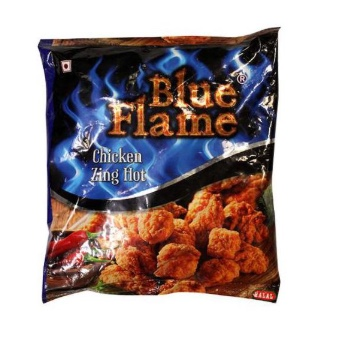 Blue Flame Chicken Zing – Hot: #FirstImpressions