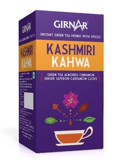 Girnar Kashmiri Kahwa: #FirstImpressions