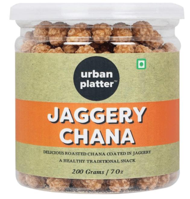 Urban Platter Jaggery Chana: #FirstImpressions