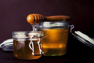Honey for hair and skin