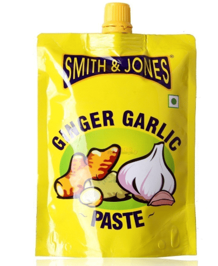 Mishry Mums Review: Smith & Jones Ginger Garlic Paste