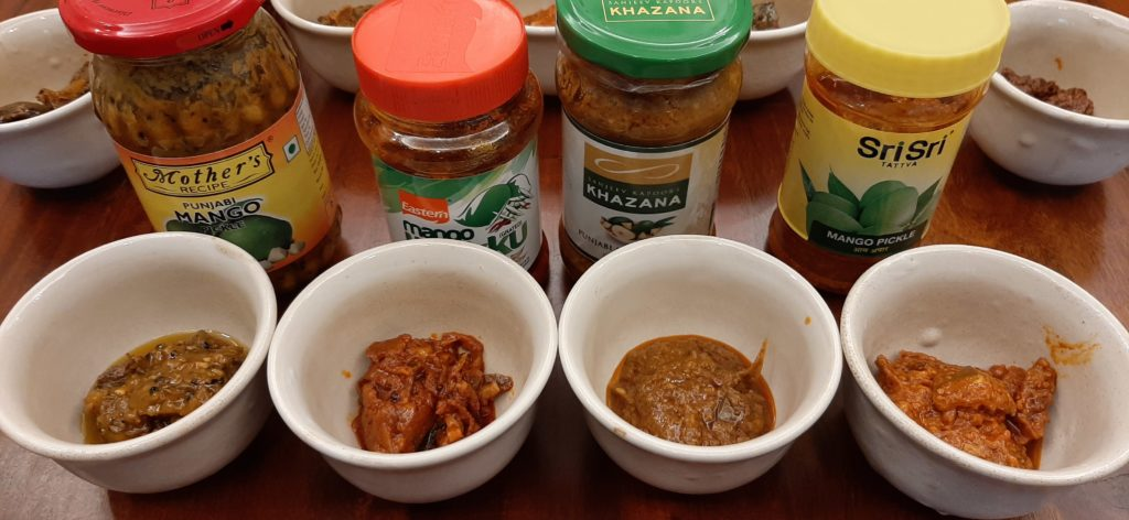 The Tastiest Mango Pickles – Mishry Reviews