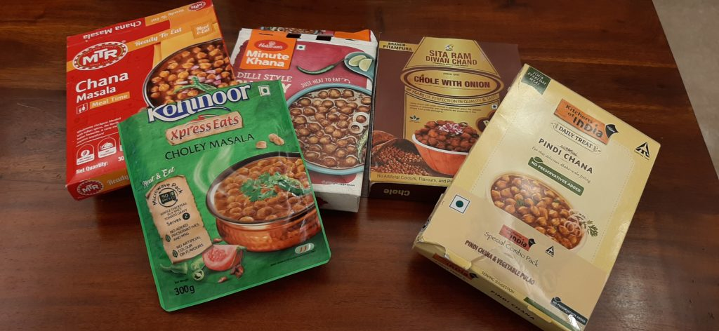 Best Homestyle Ready-To-Eat Chana Masala – Mishry Reviews