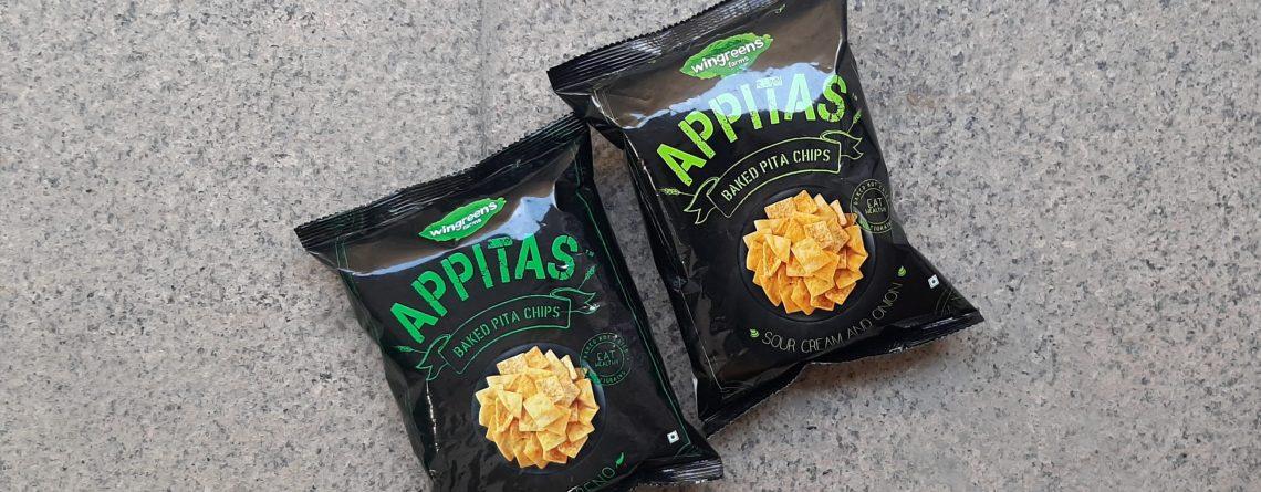 APPITAS BAKED PITA CHIPS