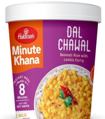 Haldiram's Minute Khana Dal Chawal Review: #FirstImpressions