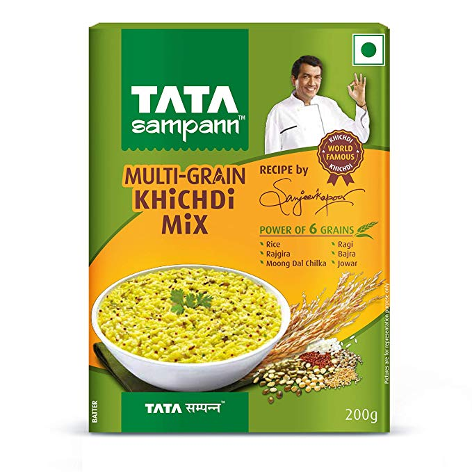 Mishry Mum Reviews: Tata Sampann Multi-Grain Khichdi