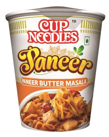 Nissin Cup Noodles – Paneer Butter Masala: #FirstImpressions