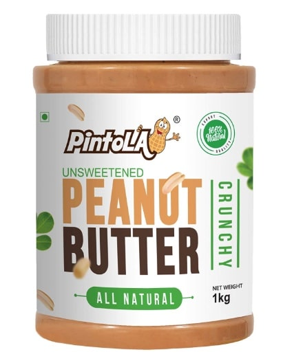 Pintola Unsweetened (All Natural) Peanut Butter Review