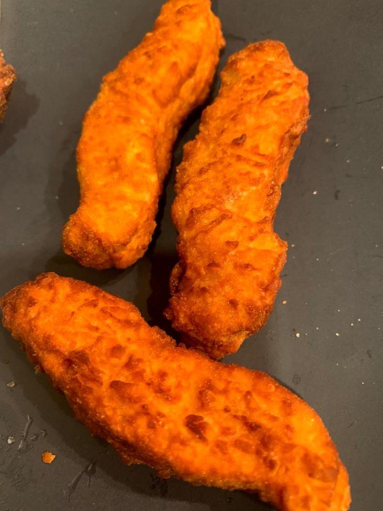 Meatzza Chicken Spicy Strips: #FirstImpressions