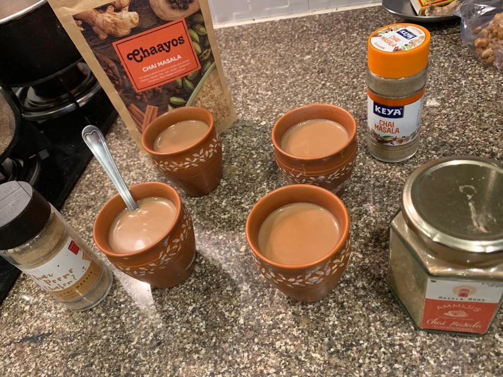 Mishry Reviews: Tastiest Desi Chai Masala: Phase 2 - Tasting of chai masalas