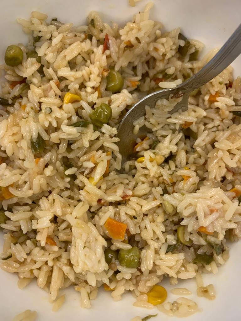 ITC Kitchens of India Vegetable Pulao: #FirstImpressions
