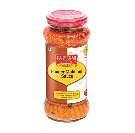Mishry Mums Review: Fazlani Foods Ready To Eat Paneer Makhani Sauce.