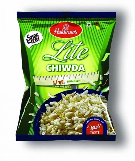 Haldiram's Lite Chiwda: #FirstImpressions